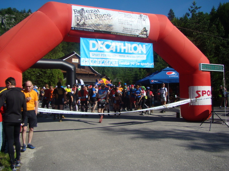 Retezat Trail Race 2013