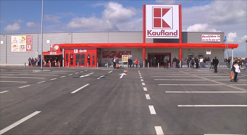 Kaufland: 100 de locuri de muncムș™i peste 19.000 de produse