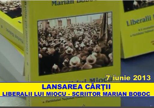 """""""Liberalii lui Miocu"""""""