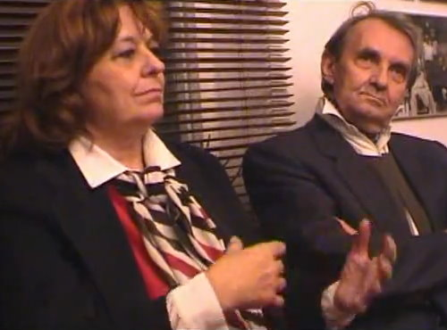 Ana Blandiana la Petrila