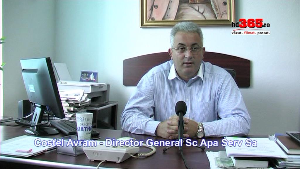 Bilanț al Managementului Apa Serv Petroșani
