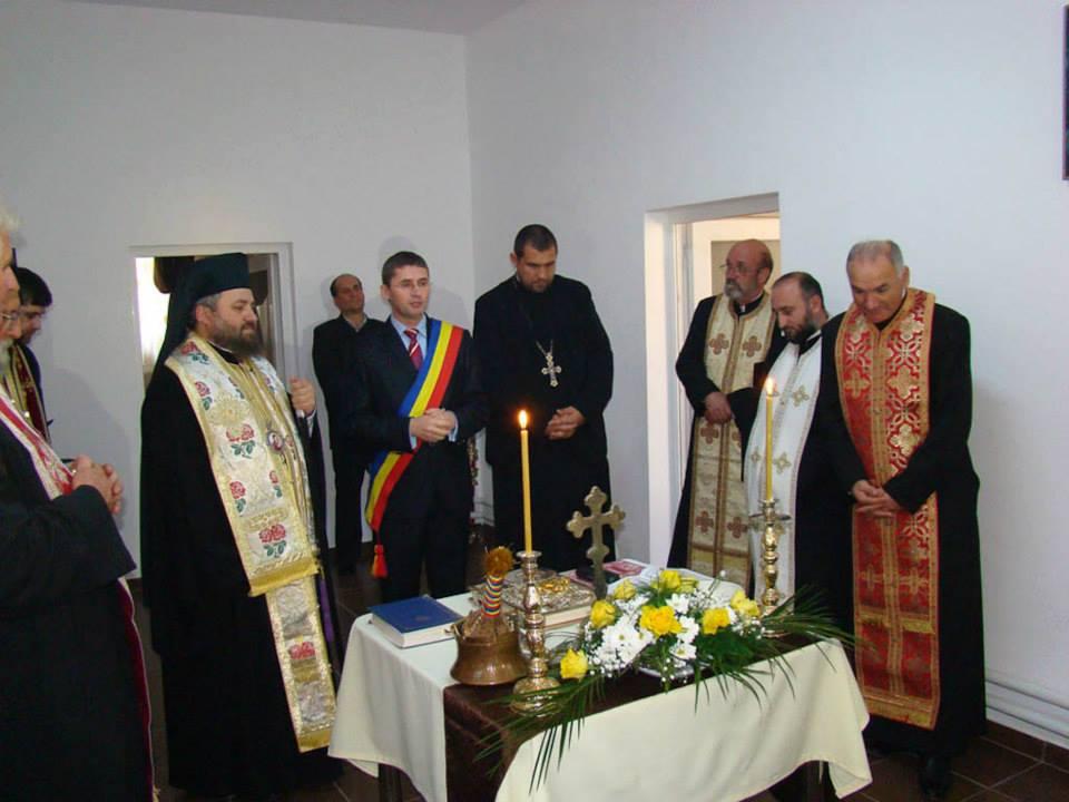 Inaugurarea Centrului de Îngrijire pentru Vârstnici Petroşani