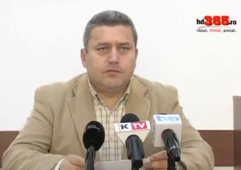 Haralambie Vochițoiu – conferința de presă din 21 noiembrie 2013