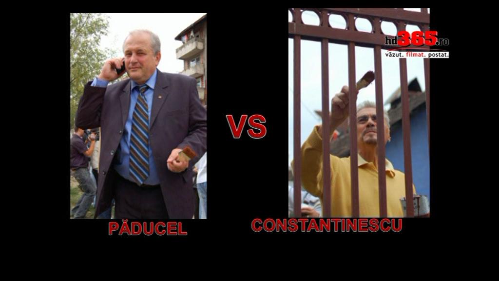 Păducel vs Constantinescu