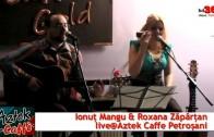Ionuț Mangu și Roxana Zăpârțan