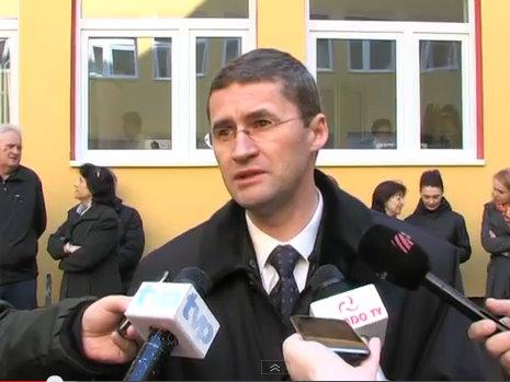Exclusiv – Inaugurarea Ambulatoriului de la Spitalul de Urgență Petroșani