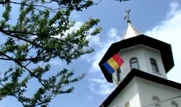 Sărbătoare la Biserica din Vulcan