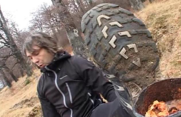 Daniel Hălăstăuan, alergătorul de cursă lungă