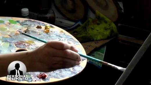 Artă la Coliba lui Mănici