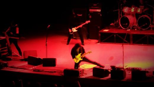 Yngwie Malmsteen live la București