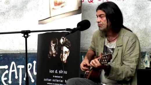 Zoltan Butuc, vocea lui I.D. Sîrbu
