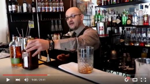 Dorin Șimo – un altfel de barman