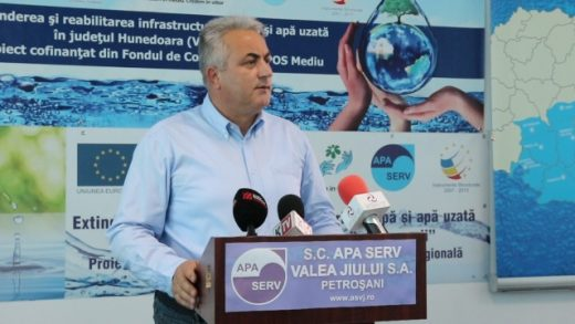 Apa Serv – Conferință de presă