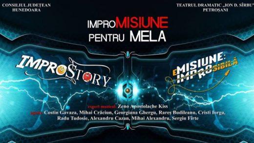 ImproMisiune pentru Mela