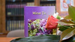 La aniversarea scriitorului Miron Țic