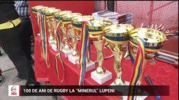 Un secol de rugby la Lupeni