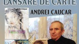 Lansare de carte Andrei Caucar