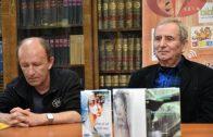 Lansare de carte, Andrei Caucar