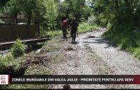 Unde există canalizare nu au fost inundații