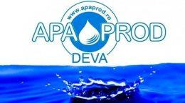 Creșteri de tarife la Apa Prod Deva