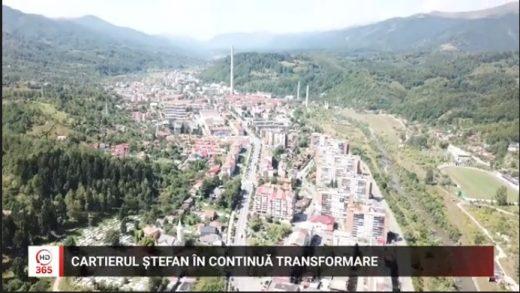 Cartierul Ștefan, în continuă transformare