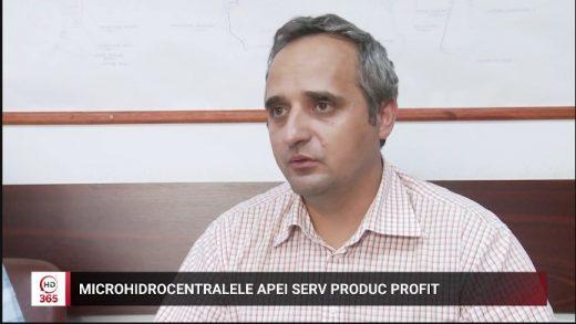 Microhidrocentralele Apa Serv produc profit