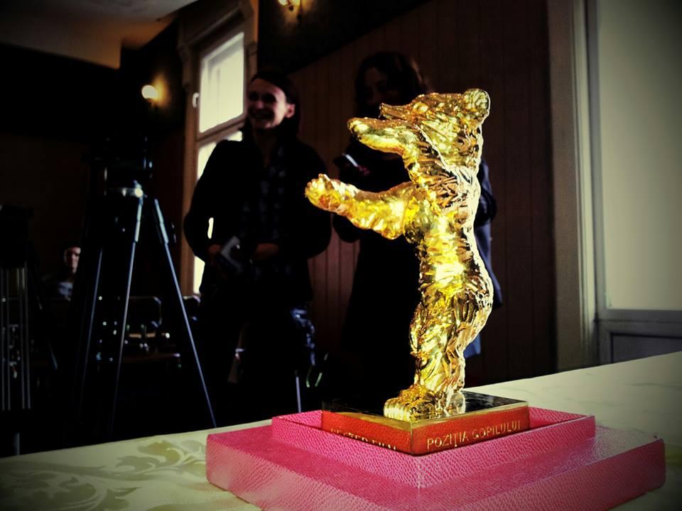 Ursul de Aur e cetăț›ean de onoare!
