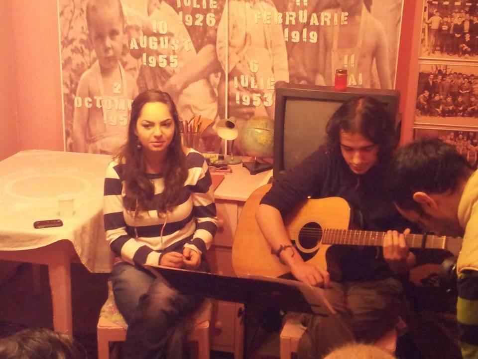 Concert la Muzeul Mamei din Petrila