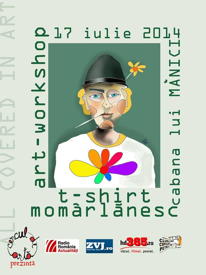 T-shirt momârlănesc