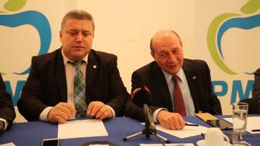 Traian Băsescu în Hunedoara