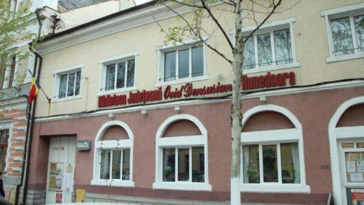 """Biblioteca Județeană """"Ovid Densusianu"""" Hunedoara-Deva merge mai departe"""